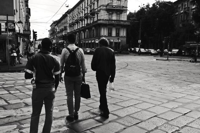 244 Compagna di viaggio, Milano, early June 2016 72