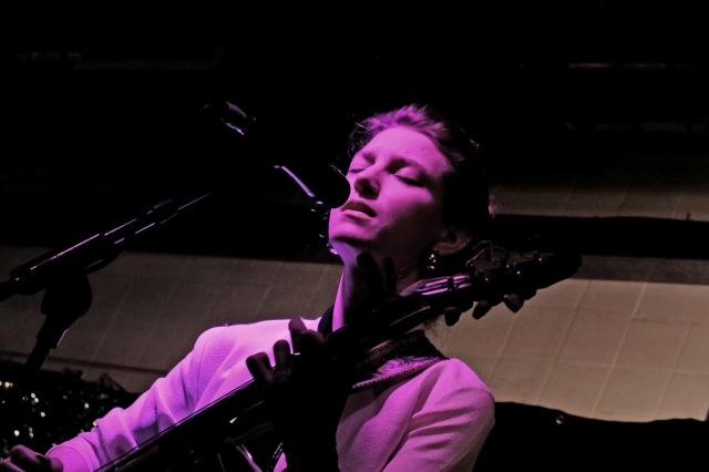 Carson McHone, Rough Trade East, London, January 31, 2019_08