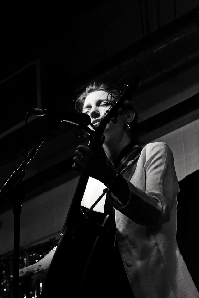 Carson McHone, Rough Trade East, London, January 31, 2019_09